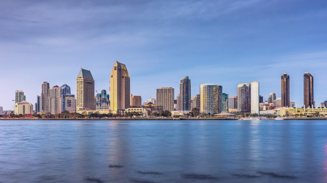 San Diego, California CA