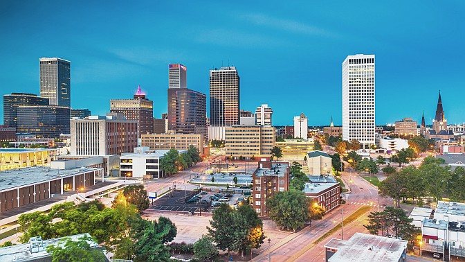 Tulsa, Oklahoma OK