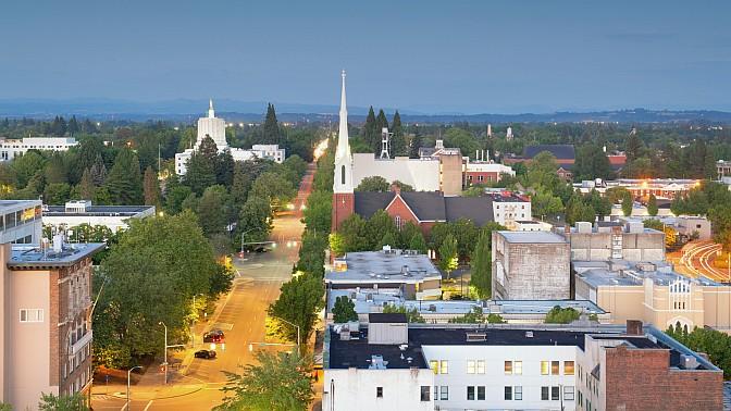 Salem, Oregon OR