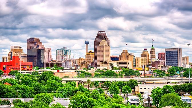 San Antonio, Texas TX