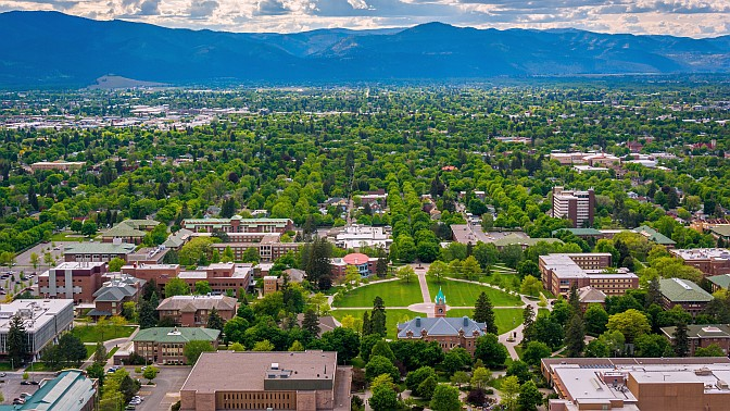 Missoula, Montana MT