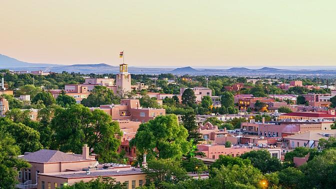 Santa Fe, New Mexico NM